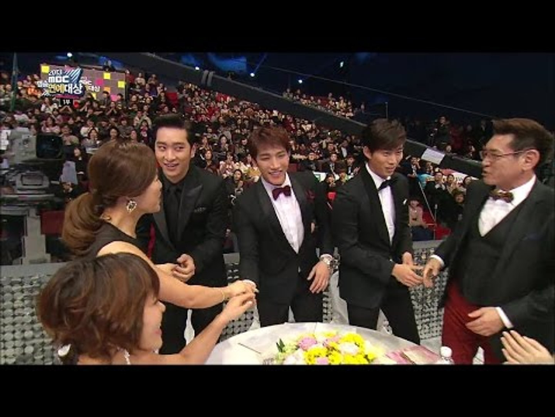 【TVPP】2PM - 2013 MBC Entertainment Awards, 투피엠 - 2013 방송연예대상 인기상 @ 2013 MBC Entertainment Awards