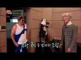 【TVPP】GD(BIGBANG) - First meeting at YG building, 지드래곤(빅뱅) - YG 사옥에서 형돈과 첫 만남 @ Infinite Challeng