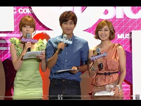 【TVPP】Sunhwa,Hyosung(Secret) – Special MC, 선화,효성(시크릿) – 스페셜 엠씨 @ Show! Music Core Live in Changwon