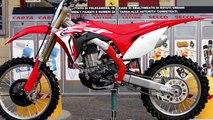 HONDA CRF 450 R FIRST START