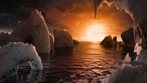 Astronomers Discover 7 Earth-Sized Planets Orbiting Nearby Star