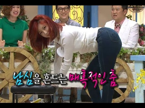 【TVPP】Hyosung(Secret) – Sexy Dance, 효성(시크릿) – 섹시 댄스 @ Three Turns