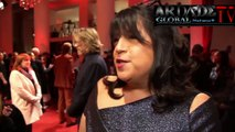 E L James - Fifty Shades Freed Premiere Interview