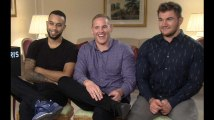 Les héros du Thalys nous racontent comment s'est déroulé le tournage avec Clint Eastwood