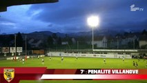 Chambéry/Provence Rugby : les temps forts