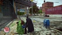 Grand theft Auto IV Mods BATMAN Vs HULK Epic Battle MOD for GTAIV