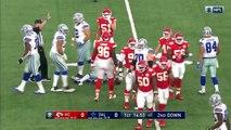 Ezekiel Elliott's 27 Carries, 93 Yards & 1 TD vs. KC! | Chiefs vs. Cowboys | Wk 9 Player Highlights