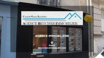 Beucher Immobilier, agence immobilière à Paris
