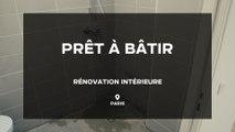 Prêt à Bâtir, rénovation intérieure de bâtiments à Paris.