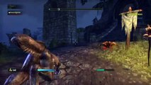 Elder scrolls online Werewolf Gameplay part 3