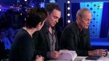 Christine Angot et Laurent Baffie règlent leurs comptes chez Ruquier