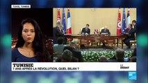 Tunisie : 7 ans après la révolution, quel bilan ? (Partie 1)