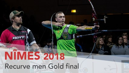 Steve Wijler v Brady Ellison – Recurve Men's Gold Final | Nimes 2018