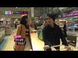 【TVPP】Lee Hongki(FTISLAND) - Shopping with wife, 다정하게 장 보는 홍기 & 미나 부부 @ We Got Married