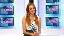 18/Minuit - Miss France 2018 rêve de participer à Danse avec les stars (Exclu vidéo)