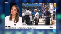 Iran : manifestations, contestation... révolution ? (partie 1)