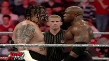 Bobby Lashley vs Umaga - Full WWE Match HD