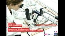 Innover pour conserver: Un défi pour la diffusion des recherches et innovations en conservation-restauration: les journées JERI