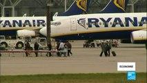 Italie : les pilotes de Ryanair appelés à un débrayage de quatre heures, une première