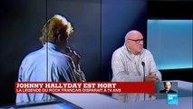"Mort de Johnny Hallyday : ""C'''est un géant qui s'''en va, un ami"" déclare Jean Renard"