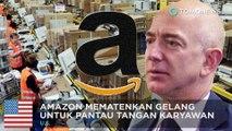 Amazon mematenkan gelang pelacak bagi karyawan gudangnya - TomoNews