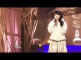Youn-ha - Broke up today, 윤하 - 오늘 헤어졌어요, Music Core 20100109