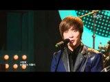 CNBLUE - I'm a loner, 씨엔블루 - 외톨이야, Music Core 20100116