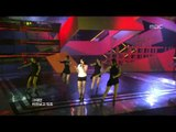 Gummy - As a man, 거미 - 남자라서, Music Core 20100515
