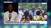 Présidentielle au Liberia : les favoris pour succéder à Ellen Johnson Sirleaf
