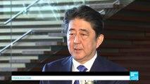 Tir de missile nord-coréen : réaction du président japonais