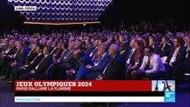 OFFICIEL - Jeux Olympiques 2024 : Paris désignée ville hôte des JO 2024