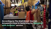 Amazon Will Soon Have its Own Delivery Service to Compete with UPS and FedEx