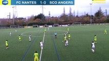 U19 : les buts de FC Nantes - Angers SCO (3-1)