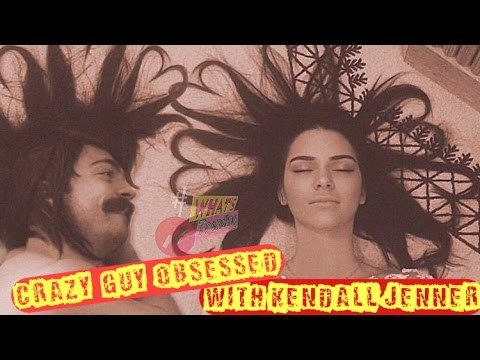 Guy Obsessed wit Kendall Jenner - meet Kirby Jenner - man Photoshopping all Kendall jenner pictures