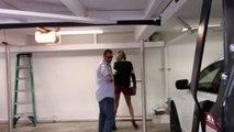 Taylor Swift Awkwardly Walks Backwards In Heels To Avoid The Cameras [2015]