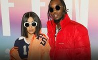 Rapper Cardi B is engaged to Migos' Offset