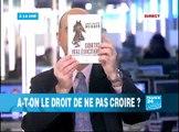 Ayaan Hirsi Ali menacée de mort-France24