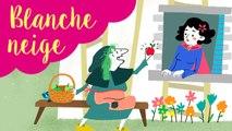 Blanche Neige Histoires Et Contes Traditionnels En Dessin