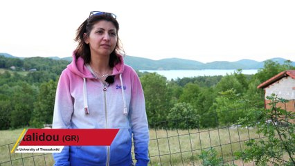 """The Farming Crisis in Greece"" - Maria Partalidou's interview"