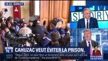Fraude fiscale: Jérôme Cahuzac veut éviter la prison