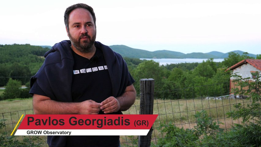 """Agricultural transition towards agroecology"" -  Pavlos Giorgiadis' interview"