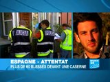 Espagne : Attentat à la voiture piégée à Burgos