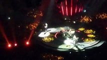 Muse - Interlude + Hysteria, O2 Arena, London, UK  4/3/2016