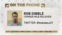 The Jim Rome Show: Rob Dibble talks MLB free agency