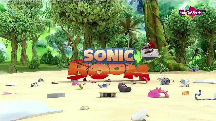 Sonic Boom [odcinek 88] Samoloty, pociągi i kumplo-mobile