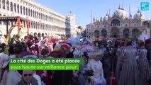Venise : carnaval sous haut sécurité