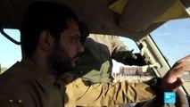 Visite du centre de recrutement et de formation des milices chiites #Reporters