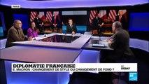 Diplomatie française : Emmanuel Macron, changement de style ou changement de fond ? (partie 2)