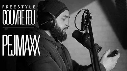 PEJMAXX - Freestyle COUVRE FEU sur OKLM Radio