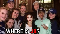 Selena Gomez At Disneyland Alone For Valentine's | Where is Justin Bieber? Justin Selena Laguna Beach Trip